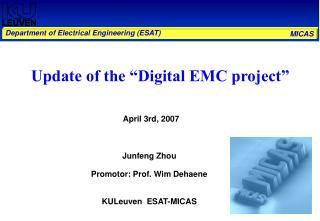 April 3rd, 2007