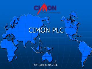 CIMON PLC