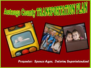 Autauga County TRANSPORTATION PLAN