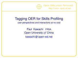 Open Education Network