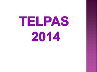 TELPAS   2014