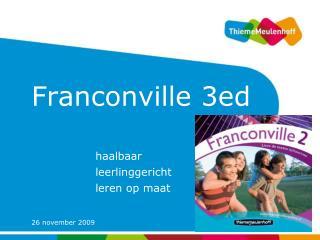 Franconville 3ed