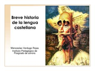 Breve historia de la lengua castellana