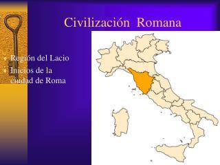 Civilizaci n  Romana