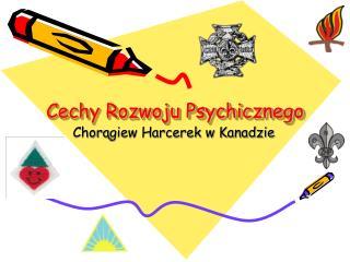 Cechy Rozwoju Psychicznego