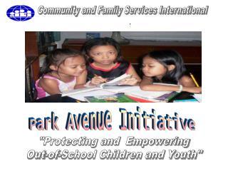 Park Avenue Initiative