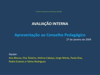 Escola Secundária José Afonso (Seixal )