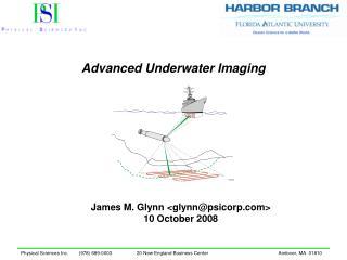 Advanced Underwater Imaging