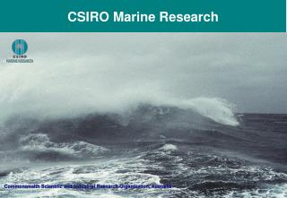 CSIRO Marine Research