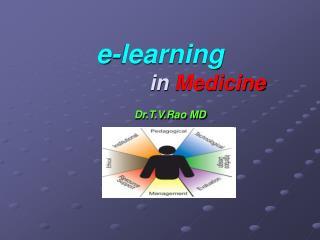 elearning in Medicine
