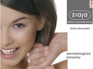 dermatologické šampóny