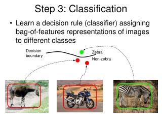 Step 3: Classification