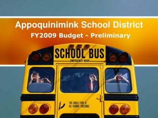 Appoquinimink School District
