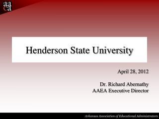 Henderson State University