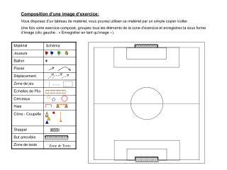 Composition d'une image d'exercice: