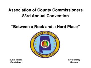 Association of County Commissioners 83rd Annual Convention