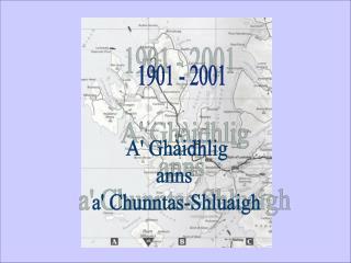 1901 - 2001