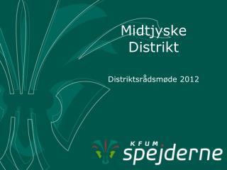 Midtjyske Distrikt