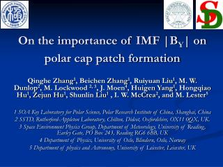 On the importance of IMF |B Y | on polar cap patch formation
