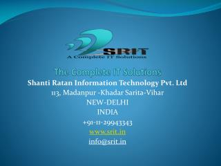 The Complete IT Solutions