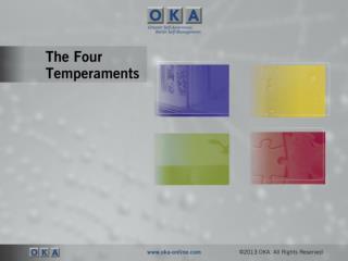 Temperament Overview
