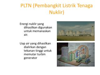 PLTN ( Pembangkit Listrik Tenaga Nuklir )