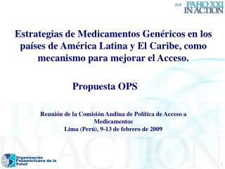 Organizaci n Panamericana de la Salud