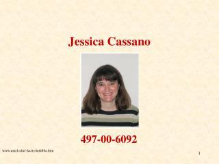 Jessica Cassano