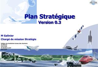 Plan Stratégique Version 0.3