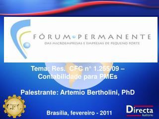 Brasília, fevereiro - 2011