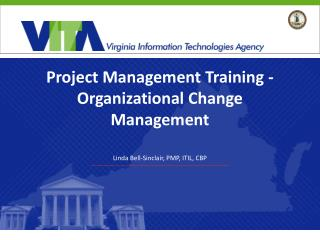 Project Management Training - Organizational Change Management