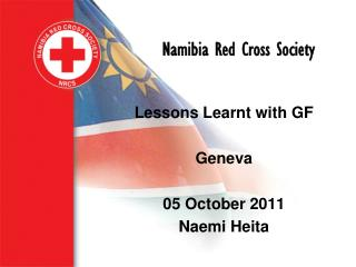 Namibia Red Cross Society