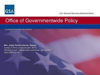 Center of Policy and Evaluation