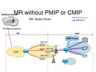 MR without PMIP or CMIP