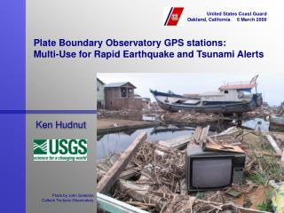 Plate Boundary Observatory GPS stations: Multi-Use for Rapid Earthquake and Tsunami Alerts
