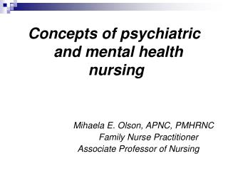 the therapeutic communication and mental health nursing essay What is the significance of professional therapeutic communication in mental health nursing and how this tool significantly affects mental health consumers.