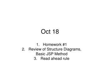 Oct 18