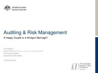 Auditing  Risk Management