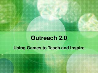 Outreach 2.0