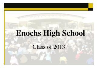 Enochs High School