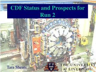 CDF Status and Prospects for Run 2