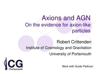 Axions and AGN On the evidence for axion-like particles