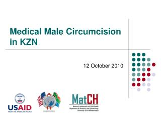 Medical Male Circumcision  in KZN