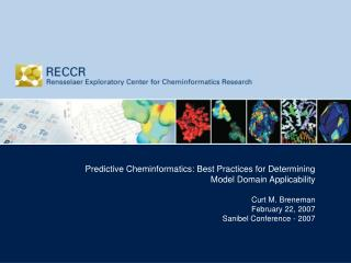Predictive Cheminformatics: Best Practices for Determining  Model Domain Applicability