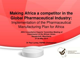 Africa ' s Public Health Challenges