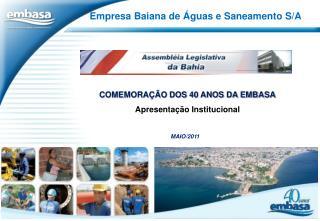 Empresa Baiana de Águas e Saneamento S/A