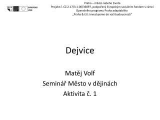 Dejvice