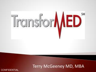 Terry McGeeney MD, MBA