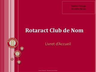 Rotaract Club de Nom