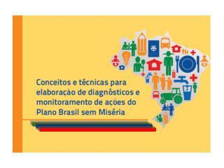 Conceitos básicos sobre Monitoramento e Avaliação de Políticas e Programas Sociais